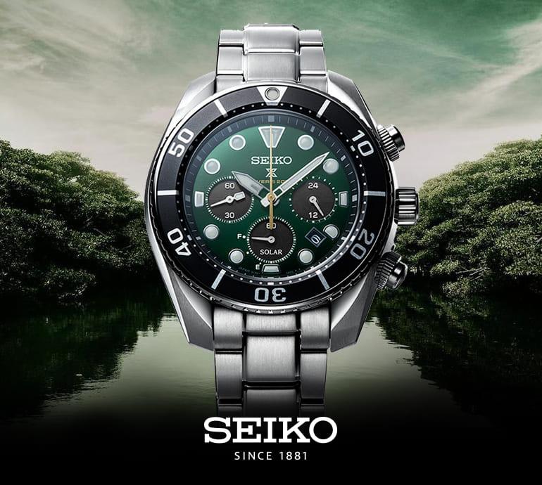 Seiko Relógios