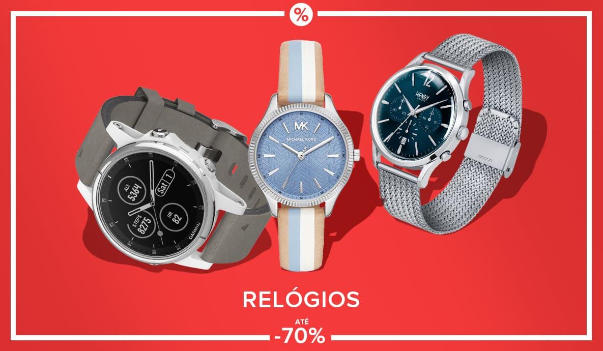 Relógios Sale