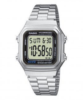 Casio Collection Retro Watch A178WEA-1AES