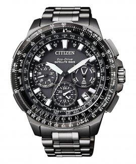 Citizen Promaster Satellite Wave Watch Men GPS Titanium CC9025-51E