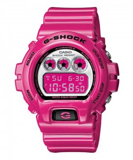 Casio G-Shock Classic Watch Ladies DW-6900CS-4ER